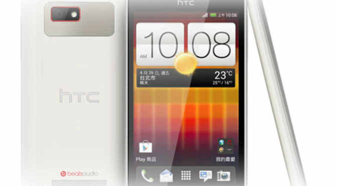 HTC launched Desire L