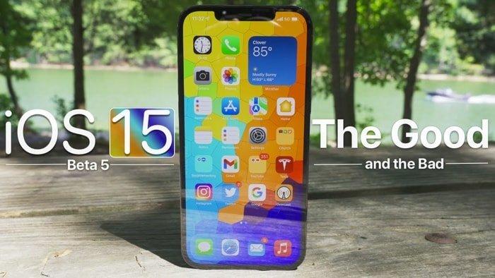 iOS 15 Beta 5 Follow-up (Video)