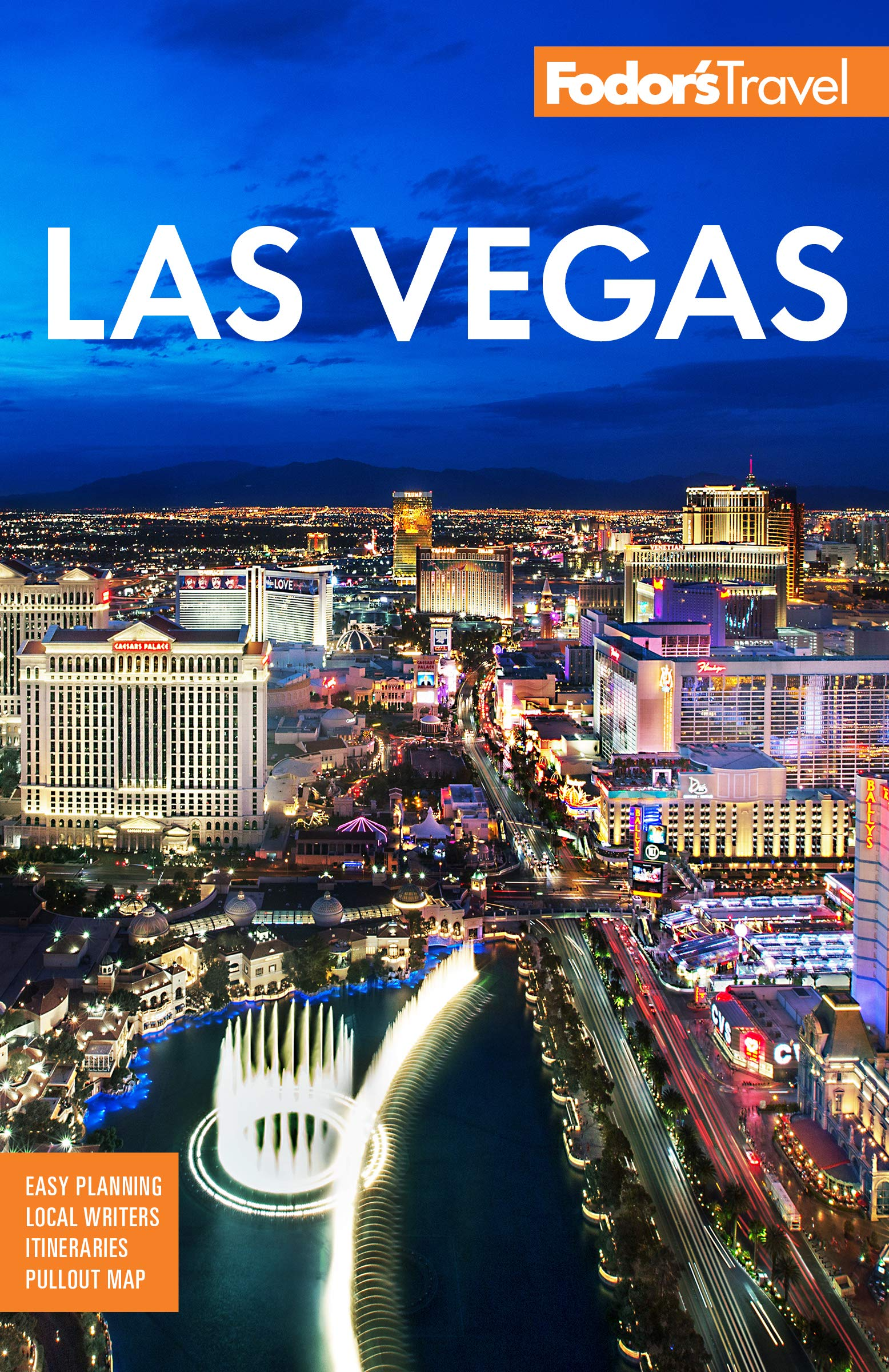 Fodor's Las Vegas (Full-color Travel Guide)
