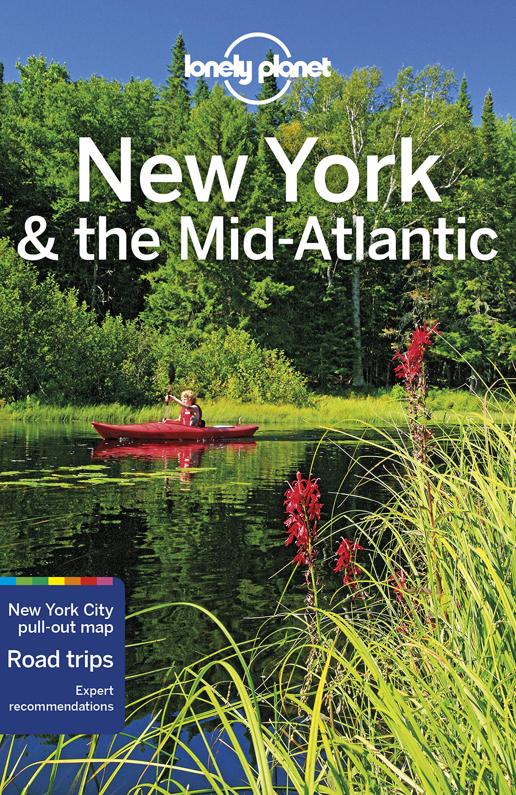 Lonely Planet New York & the Mid-Atlantic 1 (Regional Guide)