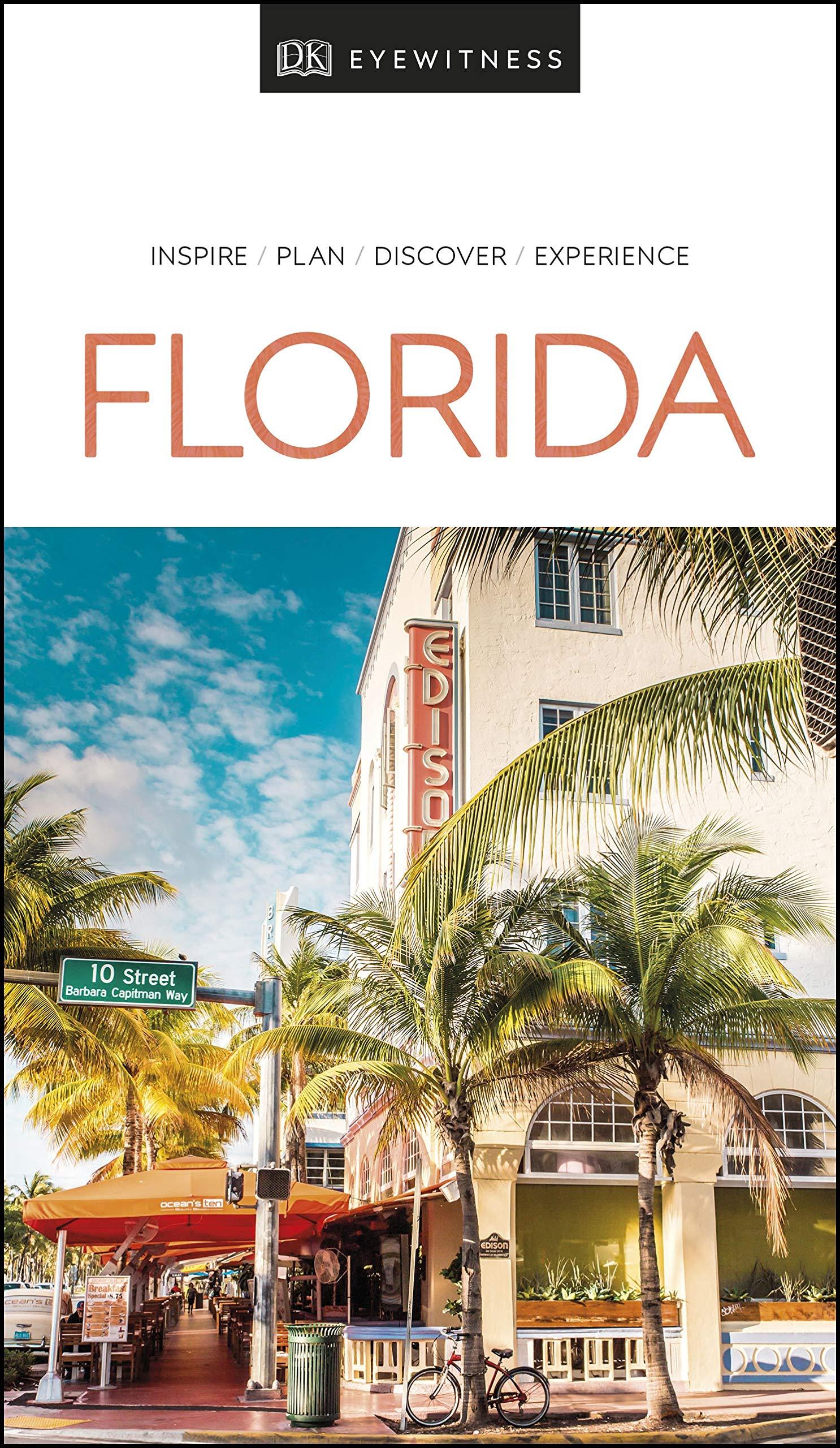 DK Eyewitness Florida (Travel Guide)